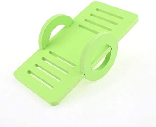 Pet Toys 2 PCS Funny Pet Seesaw Toy Exercise Hamster Mouse Play Toys(Blue) (Color : Green)