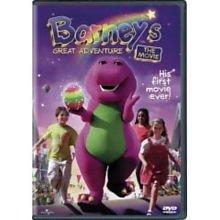 Barneys Great Adventure DVD