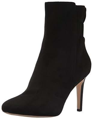 Nine West Women's Herenow Boot, Black, 8 M US