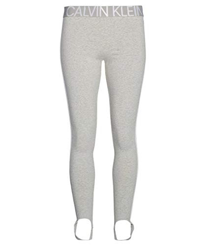 593a798e857f9 Calvin Klein Stirrup Womens Leggings: Amazon.co.uk: Clothing