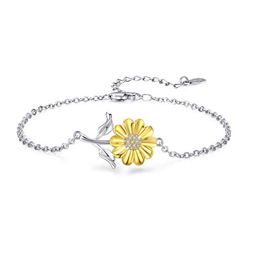 Cuoka Sunflower Bracelet...