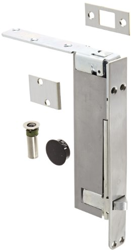 (Rockwood 2948.26D Automatic Flush Bolt with Bottom Fire Bolt for Fire Rated Wood Doors, 1