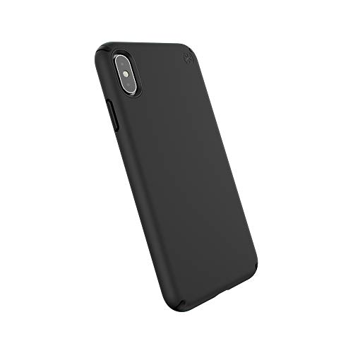 Speck Products Presidio Pro iPhone Xs Max Case, Black/Black
