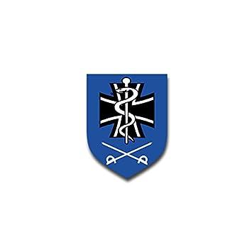 Sanitäter symbol  Aufkleber / Sticker -Sanitätsdienst des Heeres Sanitäter Sani ...