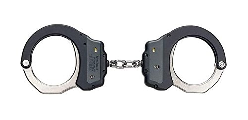 (Asp Law Enforcement Identifier Chain Ultra Cuffs Gray ASP Identifier Chain Ultra Cuffs Gray, 56002)
