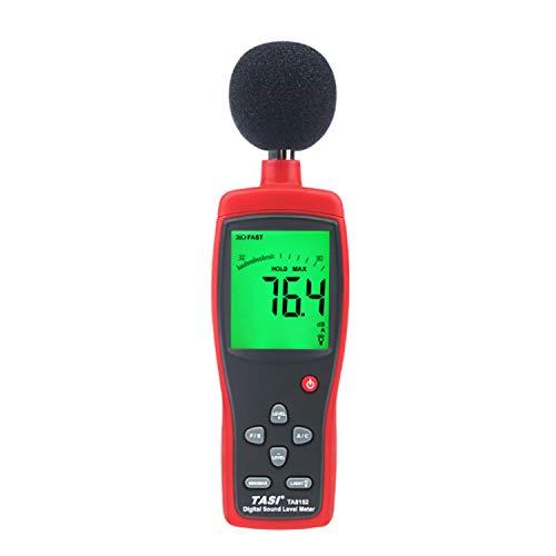 TA8152 Mini Digital Sound Noise Level Meter Noise Tester Decibel Monitoring Indicator Testers decibels LCD Screen noisemeter