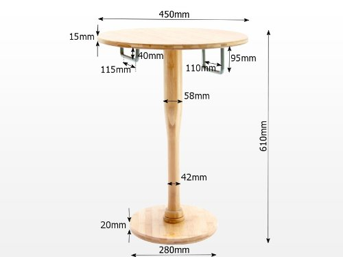Amazing Bedside Universal Safe Table Bat Shield Made Of Natural Download Free Architecture Designs Scobabritishbridgeorg