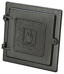 Hy-C Cast Iron Clean Out Door-8 x 8 by Hy-C