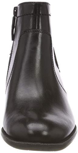1 Tamaris Botines 25343 Femme Black 21 Noir vYqR8TngR