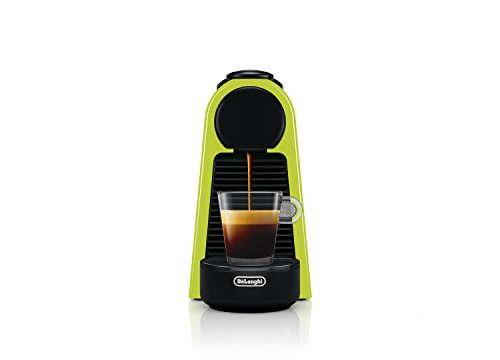 Nespresso Essenza Mini Espresso Machine by De'Longhi, Lime