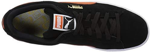 Black Daim Chaussures Puma puma Classiques Hommes En White Pour firecracker ntYd1Bqwdx