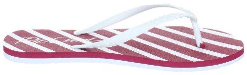 Rip Curl STRIPES. TWTR22 - Sandalias de vestir para mujer Blanco (Weiss (PINK))