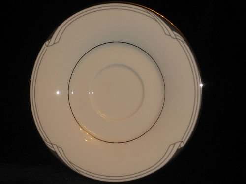 Noritake Japan Fine China Sterling Cove Saucer Only 7720