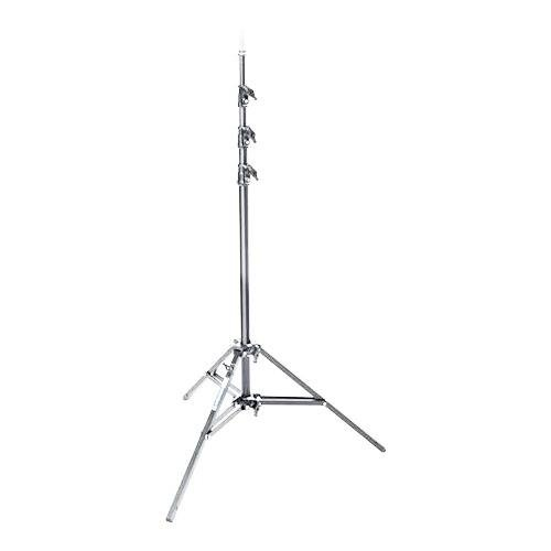 Avenger A0035CS Steel 11-Inch Baby Stand 35 (Silver) by Avenger (Image #1)