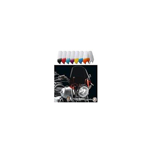 Memphis Shades MEP5521 Gradient Black Sport shield (Pop Top (Memphis Shades Shooter Windshield)