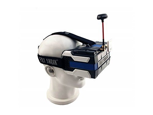 Fatshark Transformer HD Bundle FPV Goggles...