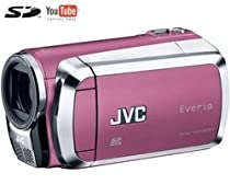 JVC Everio S Memory Camera GZ-MS120 BLACK