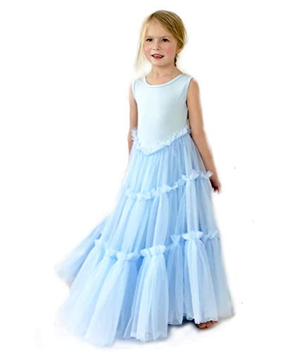 Princess Dresses: Jennifer and June Tiered Tutu Flower Girl Toddler Dress Collection.