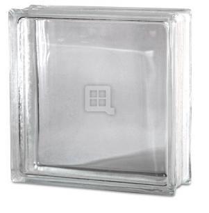 Quality Glass Block 12 x 12 x 4 Vue Glass Block