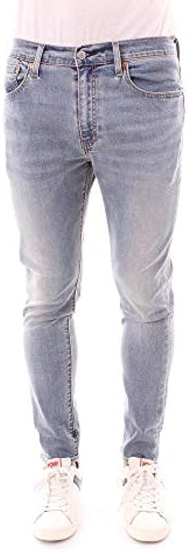 Levi's Levis 28833 0666-512 Slim Taper Męskie Jeans: Odzież