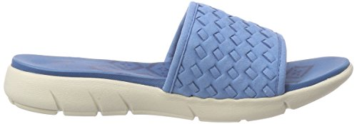Bearpaw Women's Delphine Mules Blue (Ceramic Blue 387) Tm1lnV