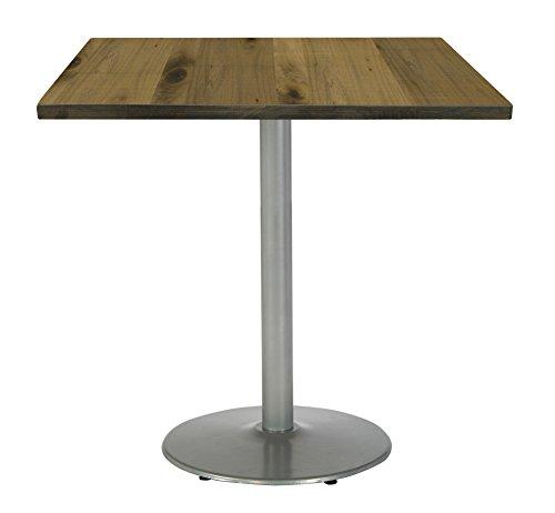 KFI Seating T42SQ-B1922SL-38-LFT-NA Urban Loft Square Top Multipurpose Table, 41