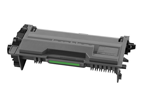 Brother Genuine Toner Cartridge, TN820, Replacement Black Toner, Page Yield Up To 3,000 Pages, Amazon Dash Replenishment ()
