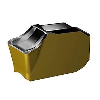 C,N Pack of 10 Neutral Cut +Al2O3+TiN 4240 Grade Carbide Ti Sandvik Coromant QD-NG-0318-020M-PM 4240 Coro Mill QD Insert for Grooving