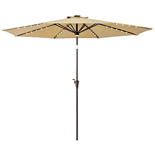 Patio Umbrella For Wind