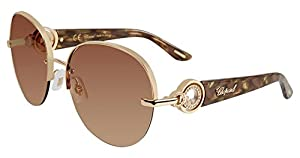 Sunglasses Chopard SCHB 67 S Shiny Rose Gold 300G