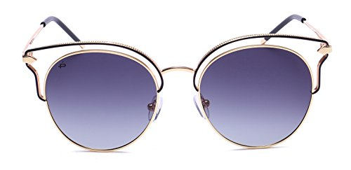 PRIVÉ REVAUX The Heartbreaker Handcrafted Cat-Eye Polarized Sunglasses