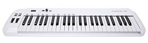 - Samson Carbon 49 USB MIDI Controller