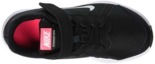 black Silver 001 anthracite Para Downshifter 8 white psv Zapatillas De metallic Nike Niñas Negro Running wRTzq6wAP