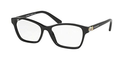 Coach Women's HC6091B Eyeglasses Black - Mens Eyeglasses Coach