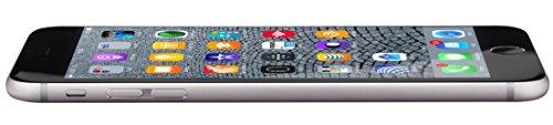 Apple iPhone 6s Plus 128 GB International Warranty Unlocked Cellphone - Retail Packaging (Space Gray)