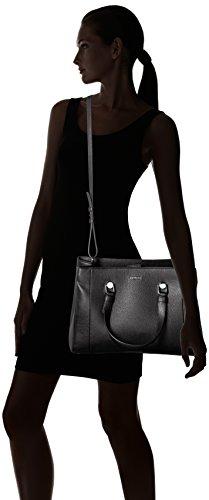 50397579 HUGO Cabas Black B 15x25x36 cm H T x femme Noir Tdadwq