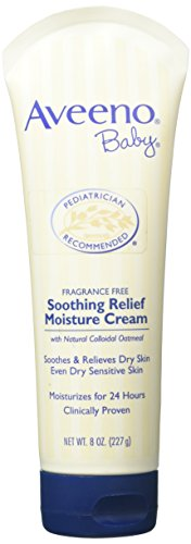 AVEENO Baby Soothing Relief Moisture Cream 8 oz by Aveeno Baby