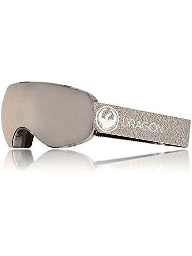 Dragon X2S Goggles 2018 - Lumalens Mill / Silver Ion Lumalens + Dark - Goggles Dark