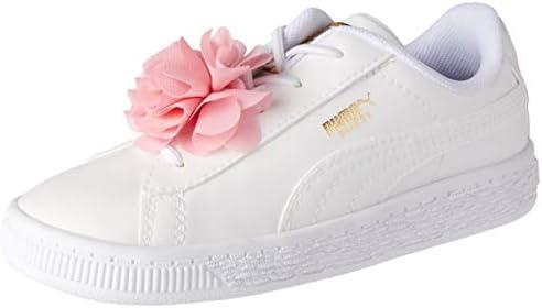 puma basket flower