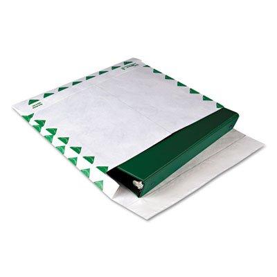 Booklet Park Tyvek Quality (Quality Park Tyvek Booklet Expansion Mailer, 1st Class, 10 x 13 x 2, White, 18lb, 100/Carton)