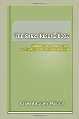 the smart résumé book shifting career directions or staying in the