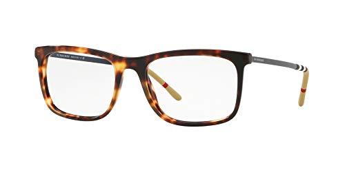 - Burberry Men's BE2274 Eyeglasses Brown Havana 55mm