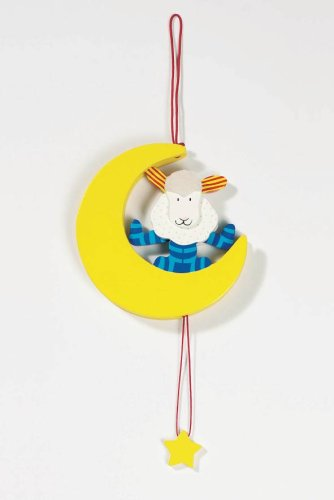 jumping Jack Sheep in the moon