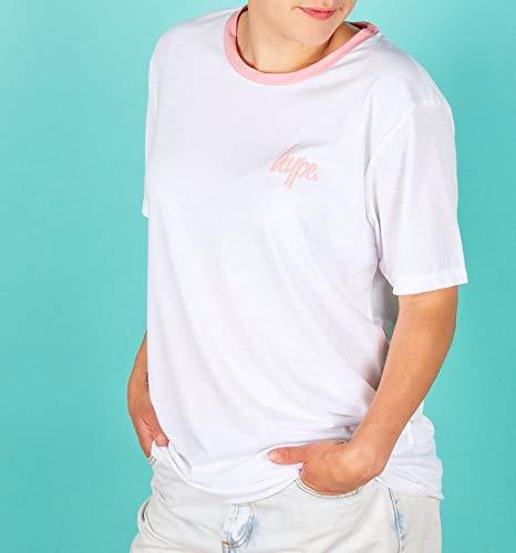 Hype Toy Story White Lotso Ringer Women/'s T-Shirt