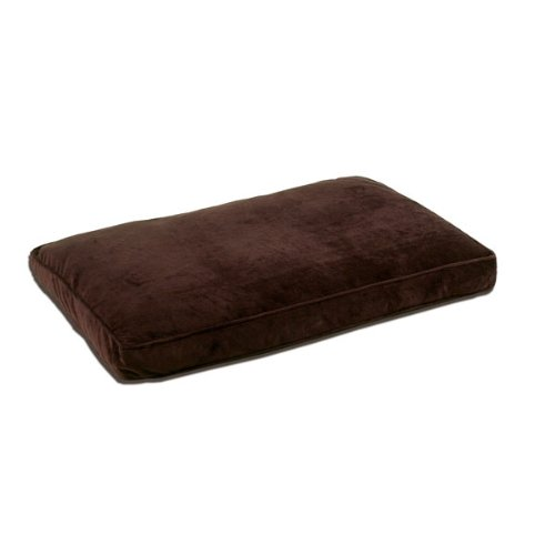 100% Memory Foam Dog Bed- Orthopedic & Reversible- Fits Midwest Crate - by Pet Dreams