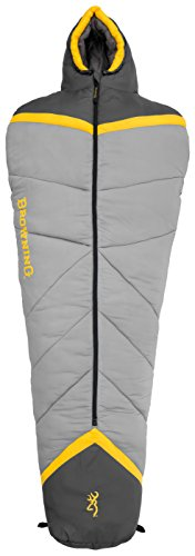 Browning Camping Refuge -10 Degree Mummy Sleeping Bag by Browning Camping