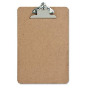 3 Pack - Mini Clipboard - Hardboard - 6 x 9
