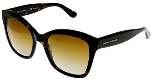 Dolce & Gabbana Sunglasses Woman Havana Polarized DG4240 - Discount Gabbana Sunglasses Dolce