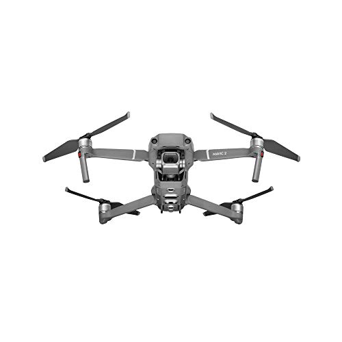 "DJI Mavic 2 Pro - Drone Quadcopter UAV with Hasselblad Camera 3-Axis Gimbal HDR 4K Video Adjustable Aperture 20MP 1"" CMOS Sensor, up to 48mph, Gray"