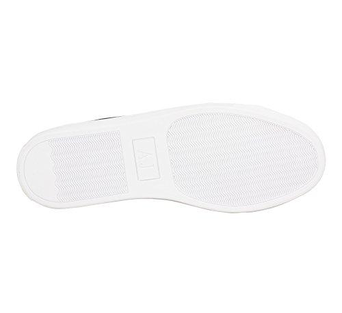 Emporio Armani - Zapatillas de deporte para hombre negro